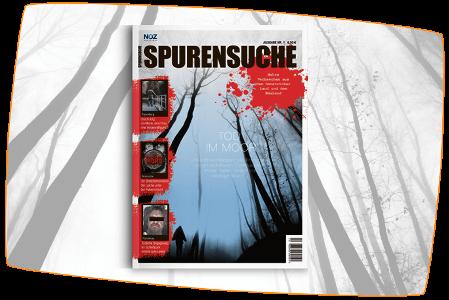 Aktuelles-Kriminalmagazin-Spurensuche-Cover-des-Magazins
