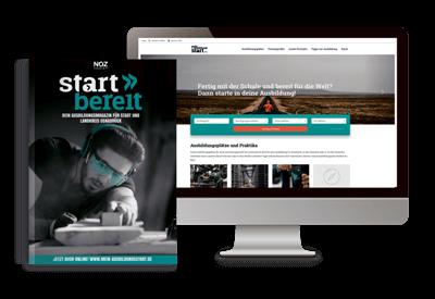 Aktuelles-hochwertige-Magazine-Cover-Startbereit-und-Screenshot-im-Monitor
