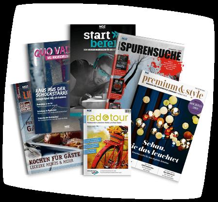 Aktuelles-hochwertige-Magazine-Titelseiten-Collage