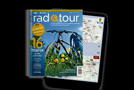 Aktuelles-rad & tour-Titelseite