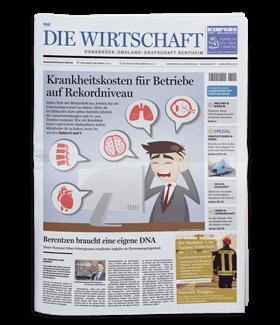 Die-Wirtschaft-Titelseite