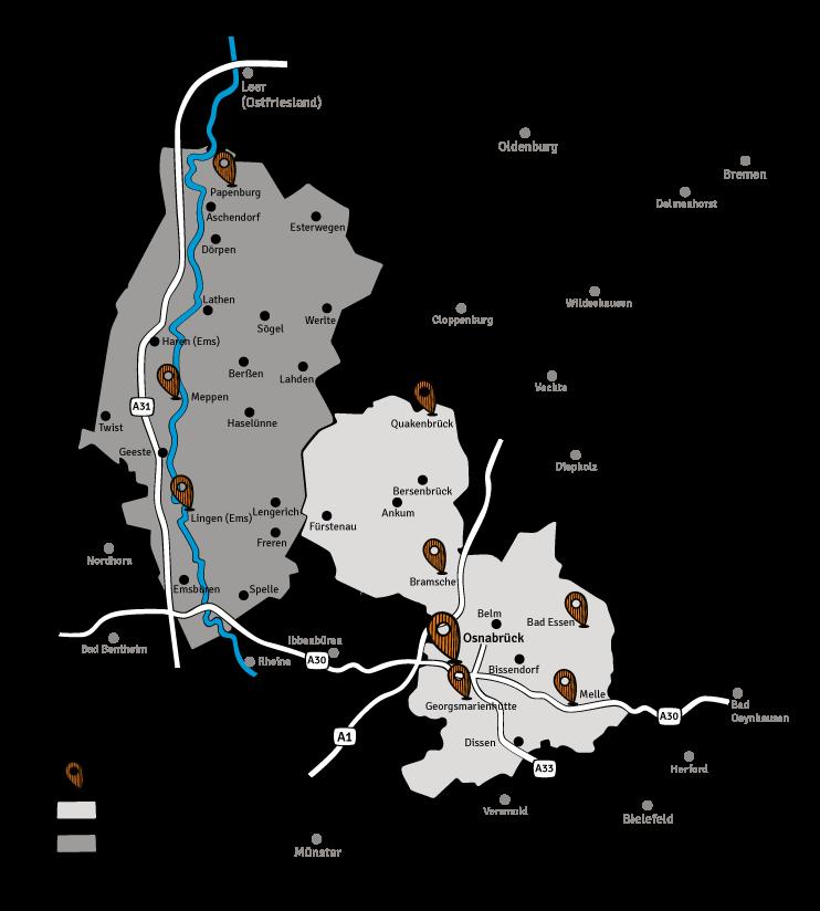 Mein Tier-Karte-Osnabrück-Emsland