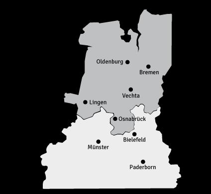 QUO VADIS-Karte-Erscheinungsgebiet