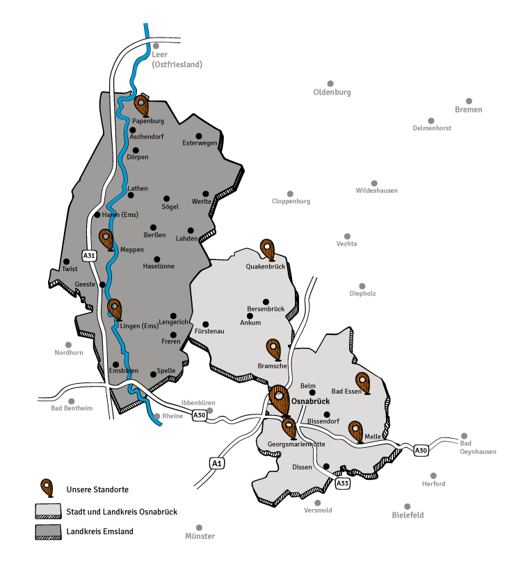 Unsere Lieblingsrezepte-Karte-Osnabrück-Emsland