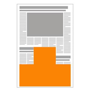 Werbeformen-Flexformanzeige