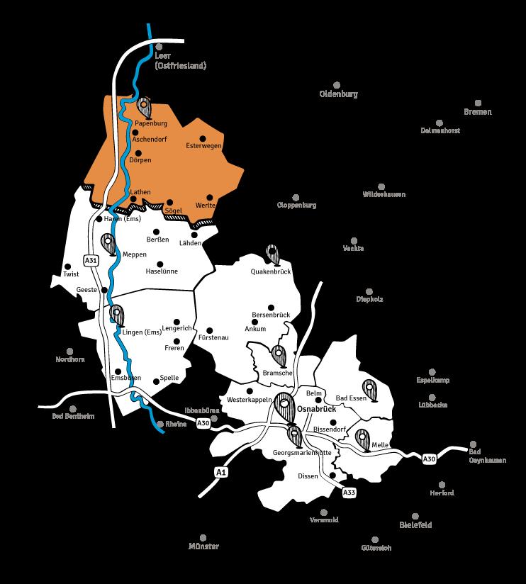 ems-zeitung-karte-verbreitungsgebiet
