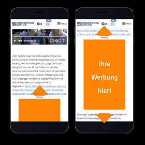 Werbemittel_iphone_FlyingCarpetAd_nozNews_orange