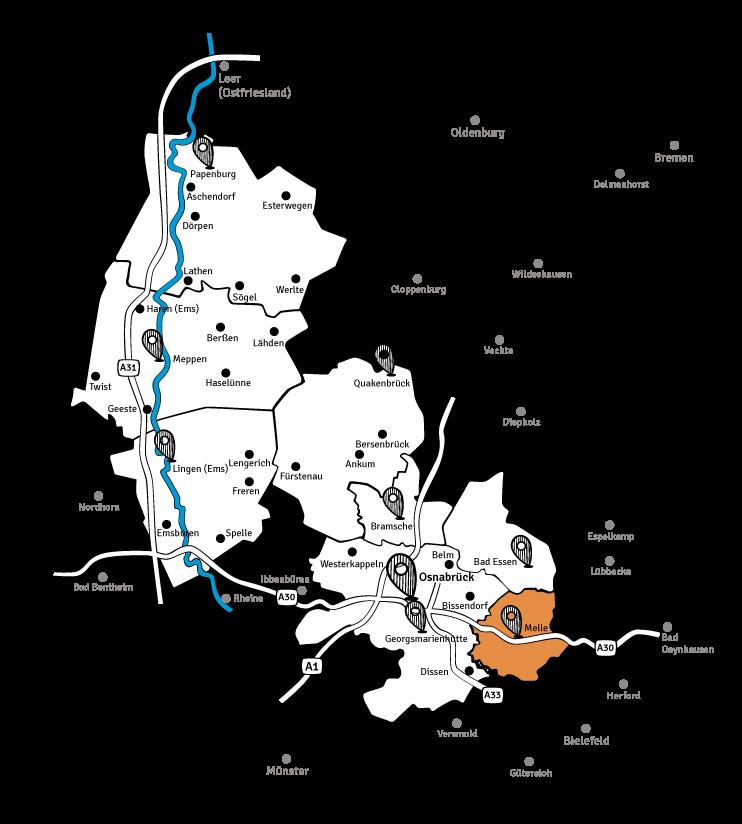 meller-kreisblatt-karte-verbreitungsgebiet