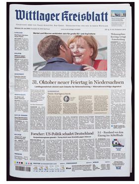 wittlager-kreisblatt-titelseite